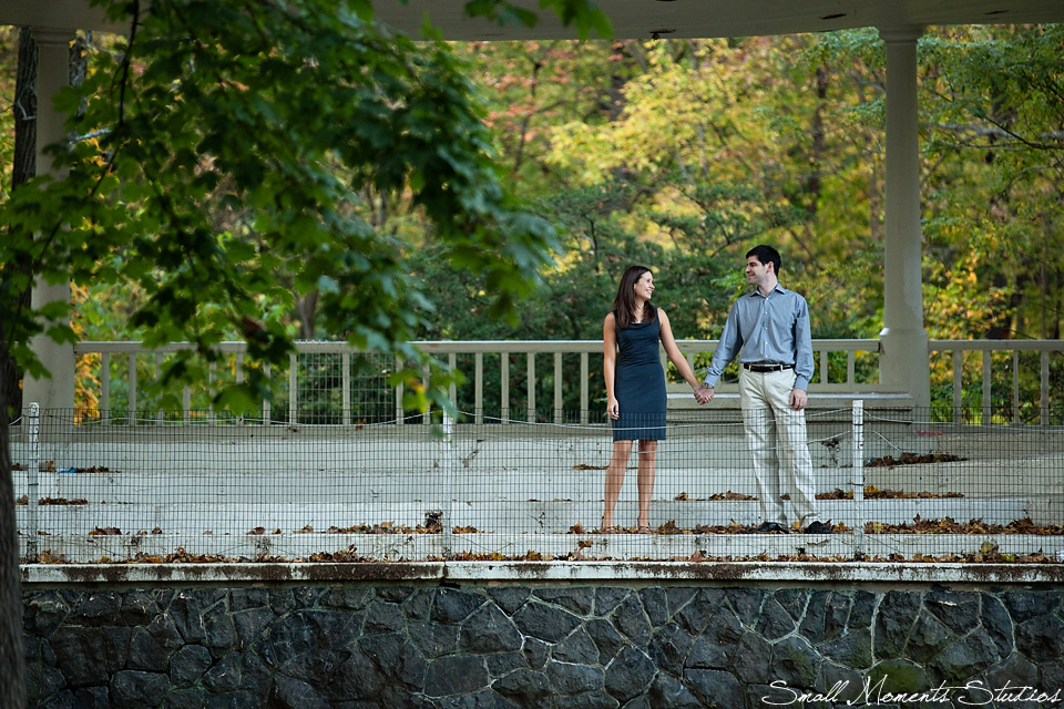 Prospect Park Engagement Session With Jen And Ben Ny