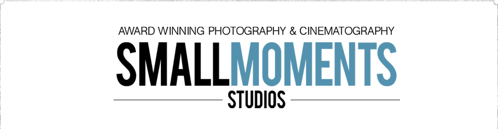 Small Moments Studios logo